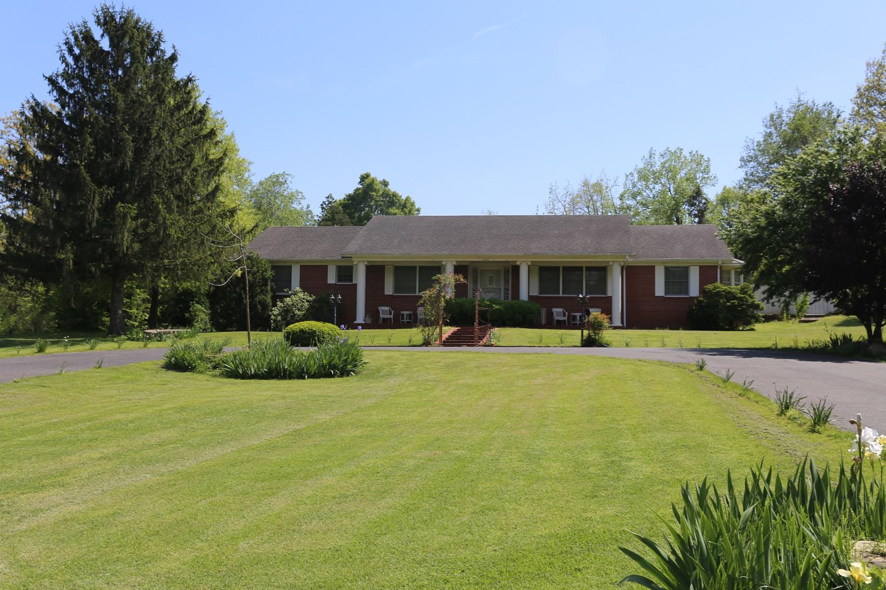 For Sale West Plains city limits Executive Brick Home