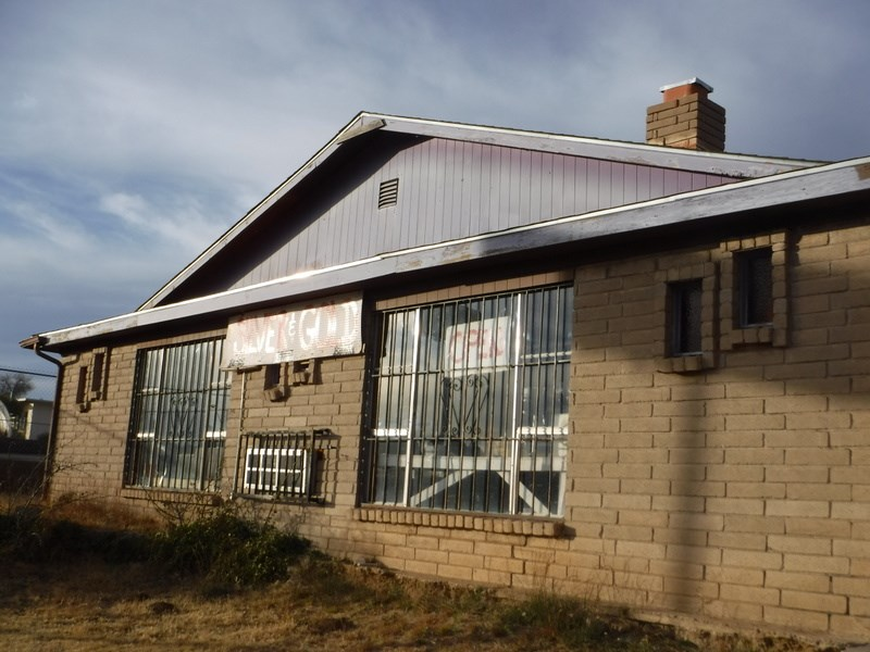 RESIDENTIAL/COMMERCIAL BUILDING FOR SALE SILVER CITY, NM