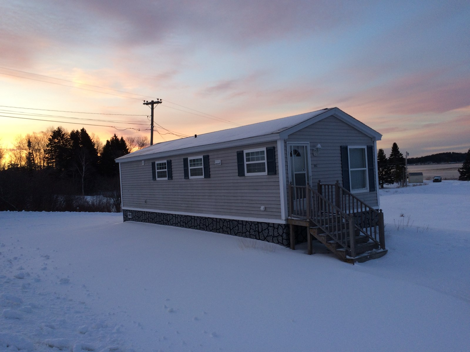Tiny Home For Sale in Coastal Maine