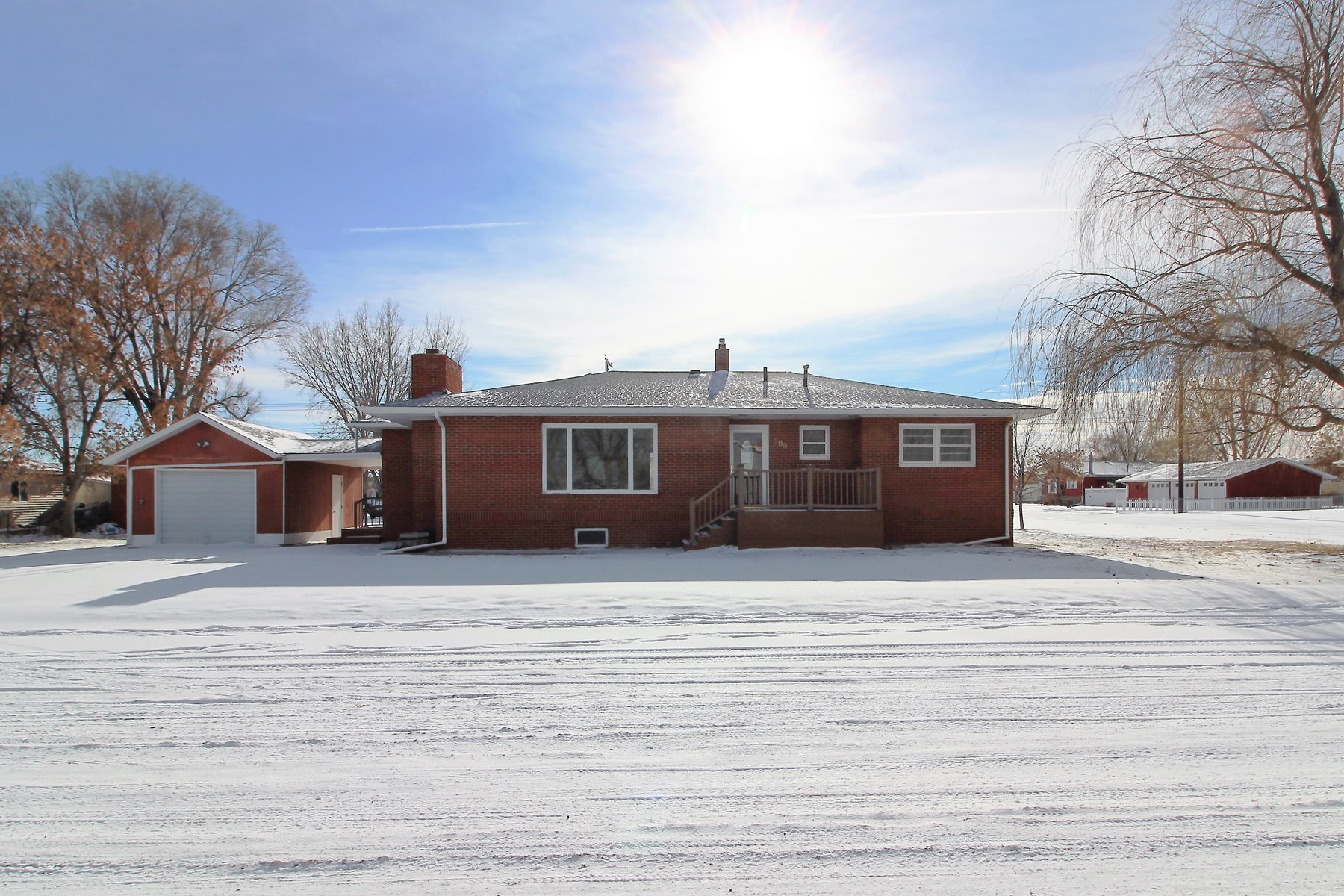 Recently updated 5 bedroom 2 bath home for sale in Glendive