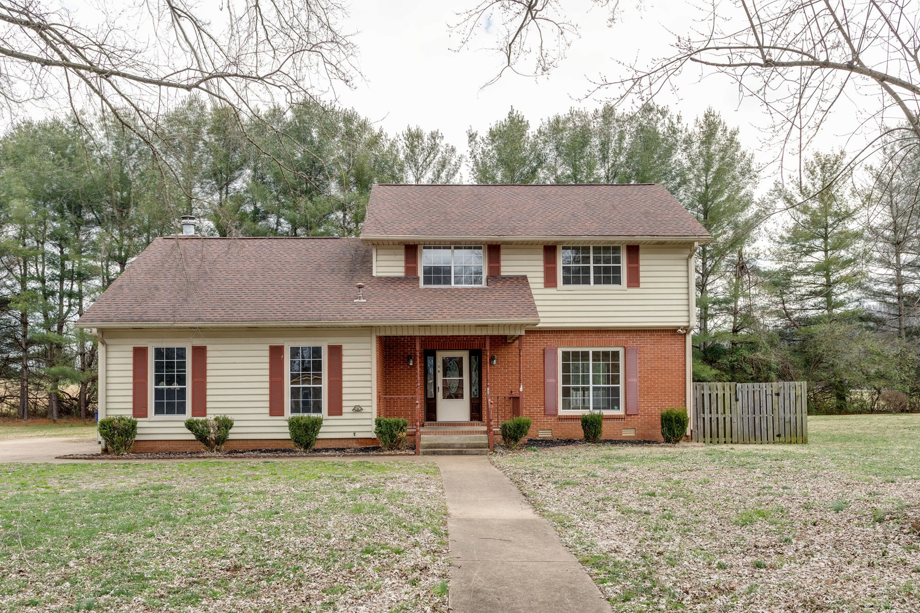 Columbia, Tennessee Maury County Home For Sale