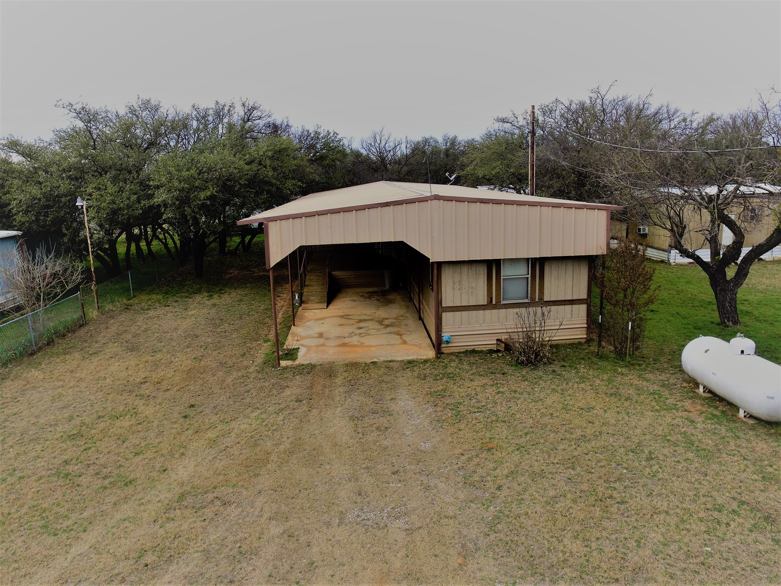 VACATION HOME AT LAKE BROWNWOOD TEXAS