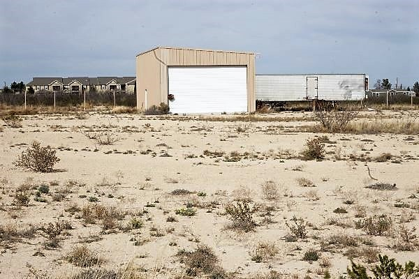 Water Station 10 Acres Corner Land for Fort Stockton, TX