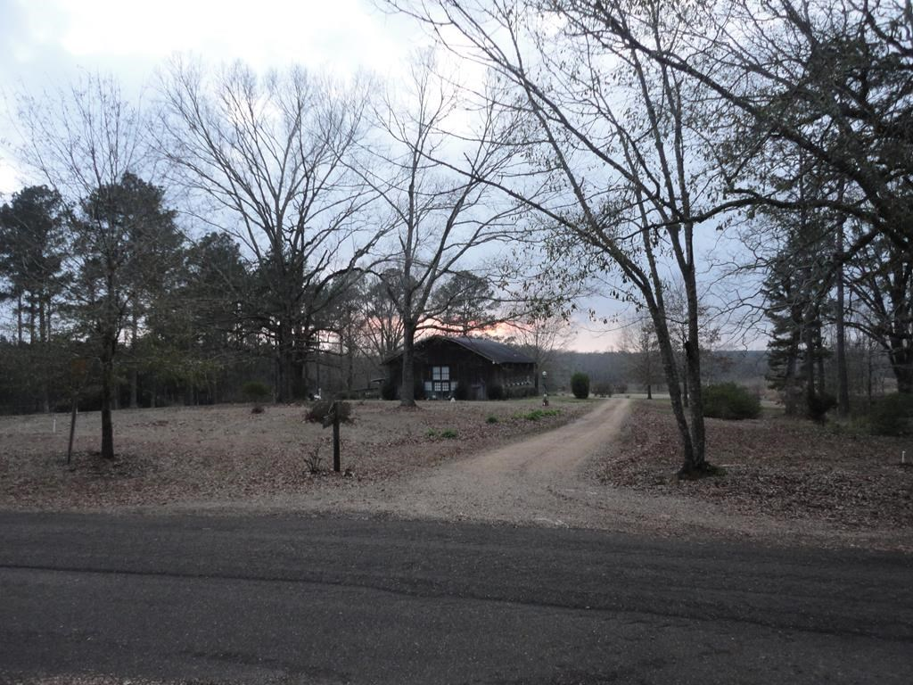 Rustic Home and 30 Acres Bogue Chitto Lincoln County MS