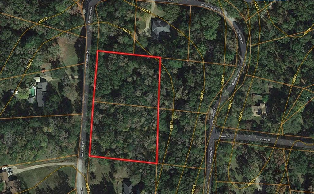 DOUBLE LOT IN DEERWOOD PARK ADDITION
