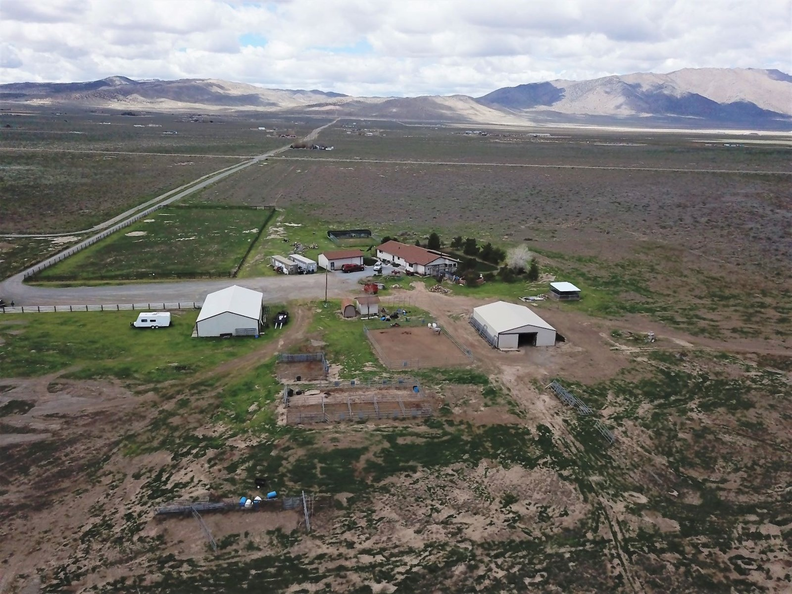 Country Home Horse Property / Ranch For Sale Reno, Nevada