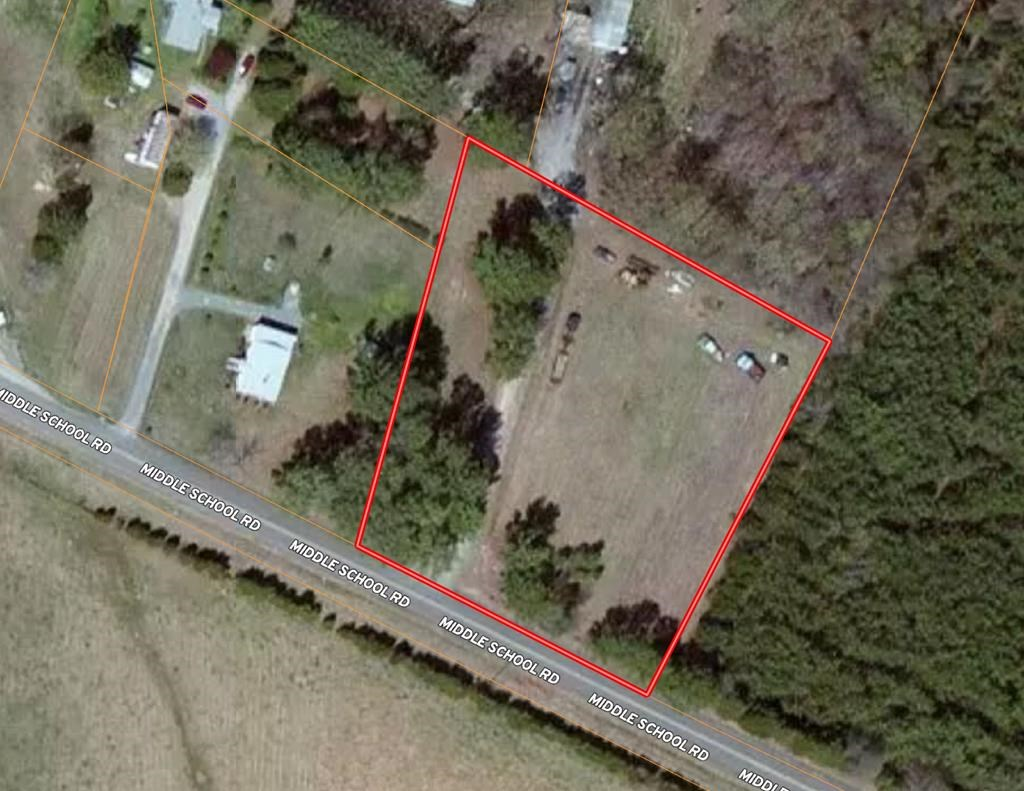 Lot Waiting For Your New Home Near Kerr Lake, VA
