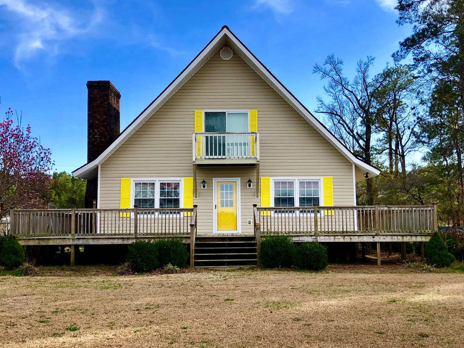 Waterfront Home for Sale on Pungo Creek