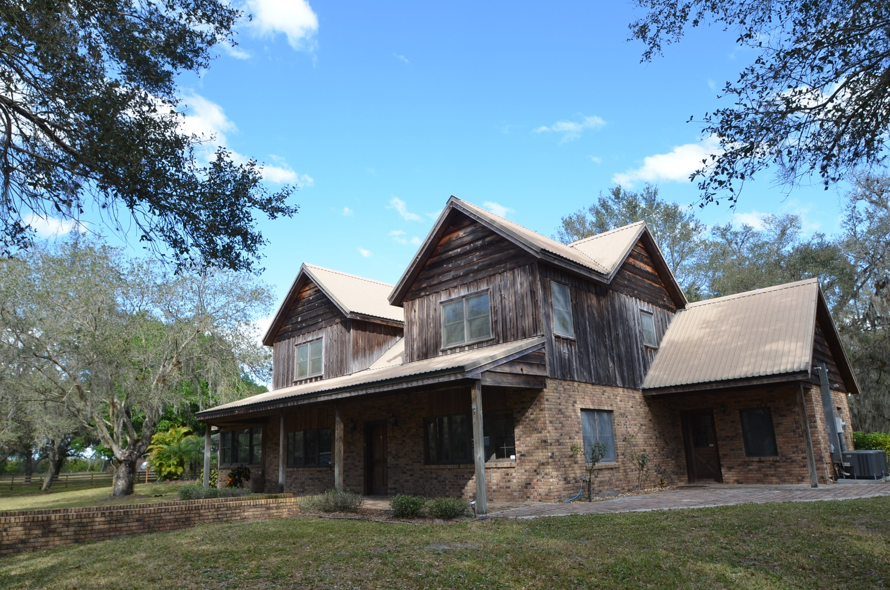 54+/- Acre Ranch for sale with pool home for sale in Arcadia