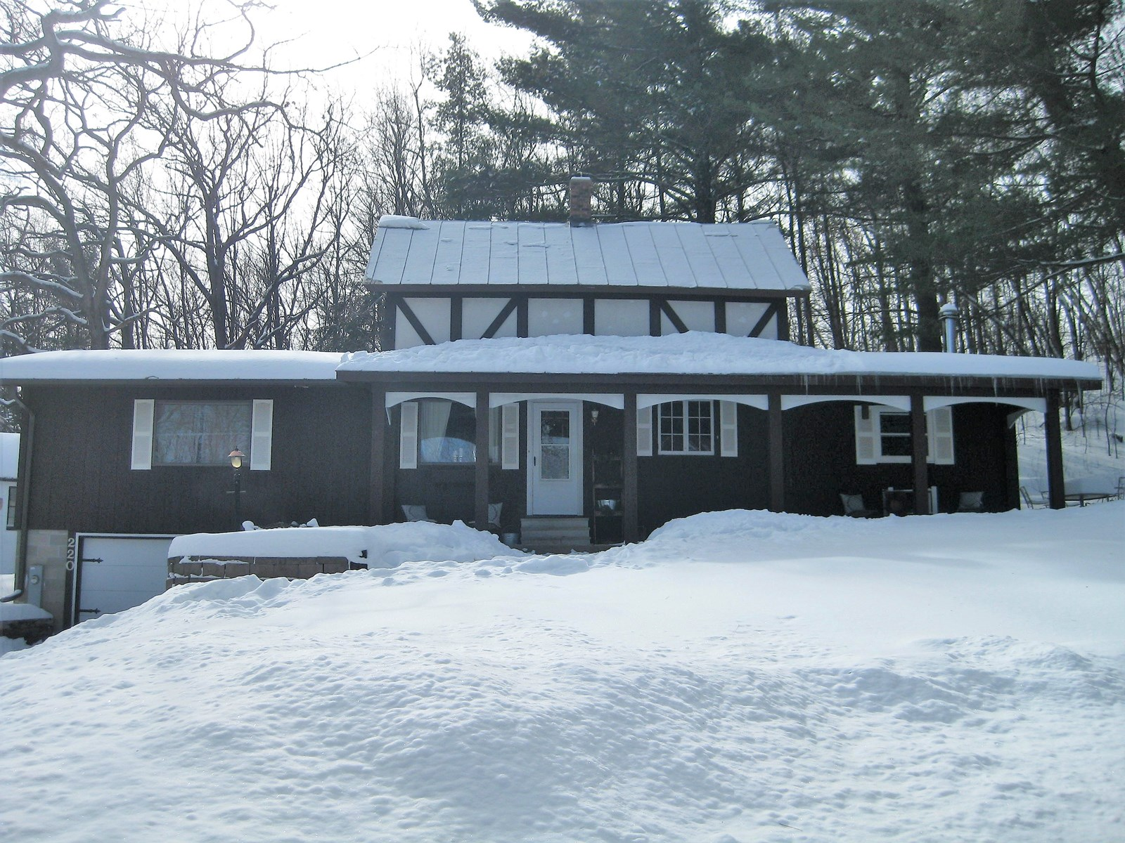 Charming Home for Sale in Scandinavia, Waupaca Co, WI