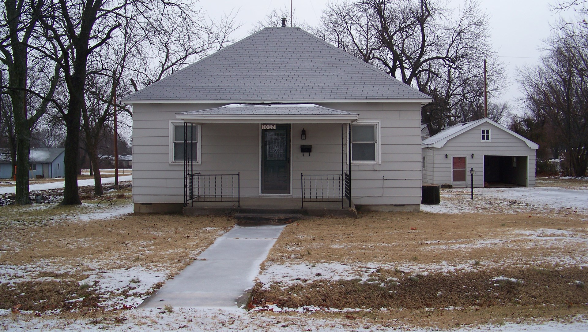 Home for sale in Humboldt Kansas