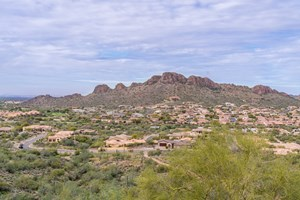 31.7 ACRES GOLD CANYON AZ MOUNTAIN TOP LOTS FOR SALE