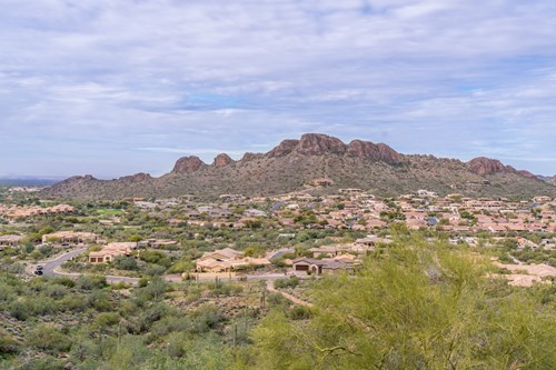 31.7 ACRES GOLD CANYON AZ MOUNTAIN TOP LOTS FOR SALE