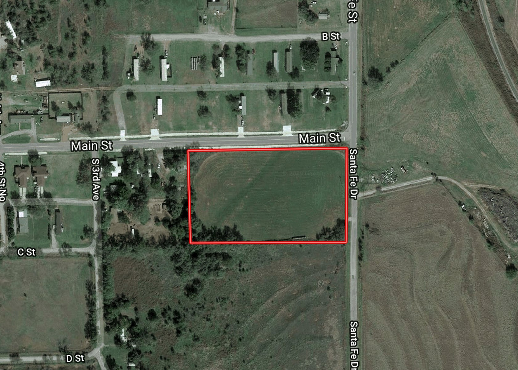 Commercial & Residential Land for Sale - Custer County ±4.5 Acres