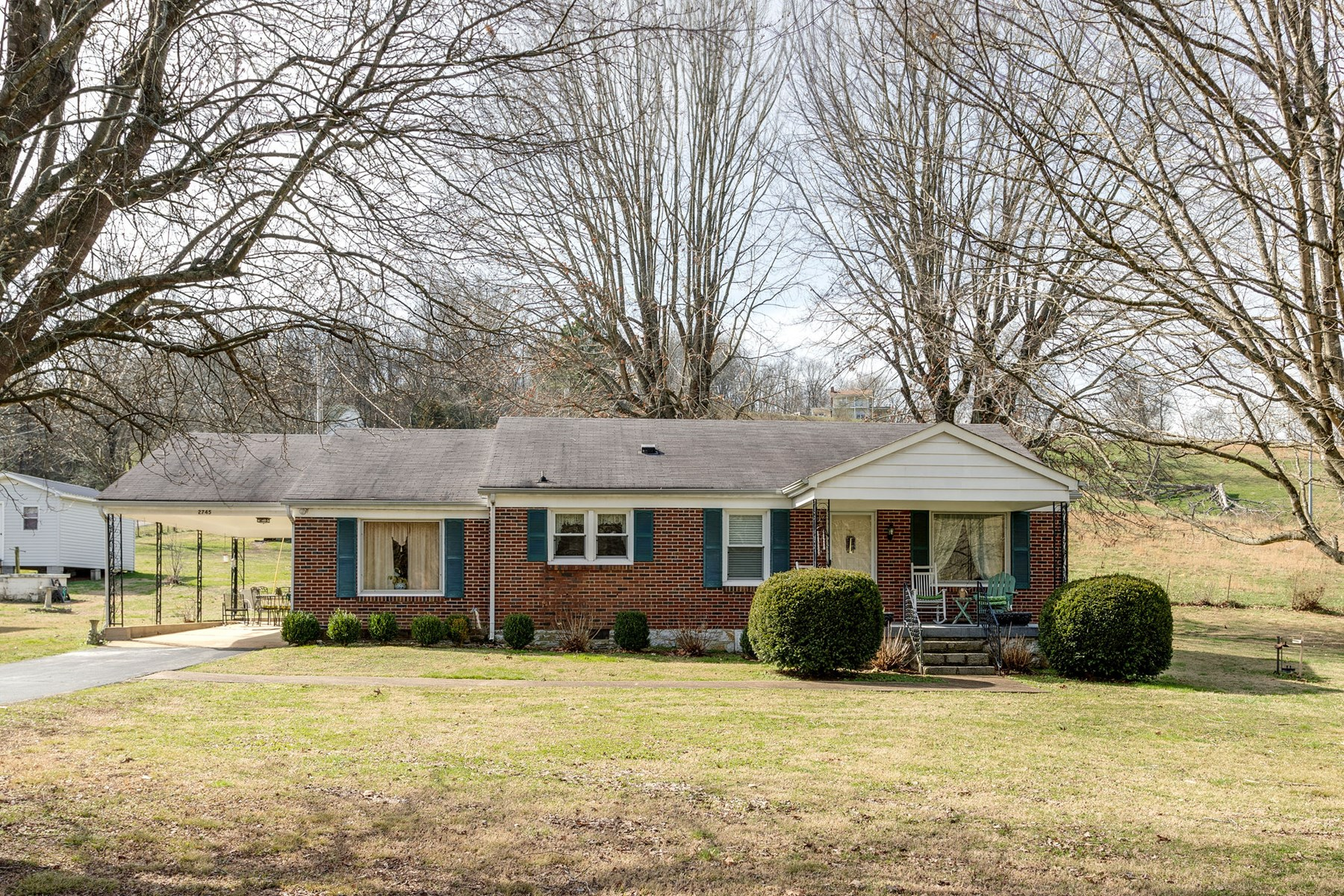 Pulaski, Tennessee Giles County Country Home For Sale