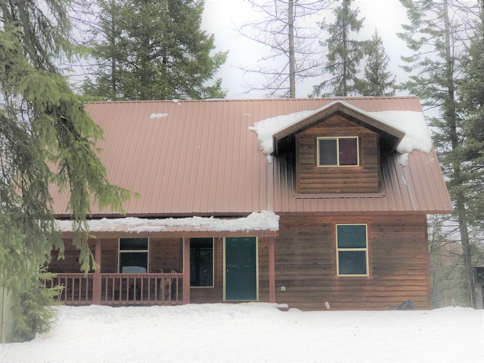 Lake Front Cabin VRBO Montana