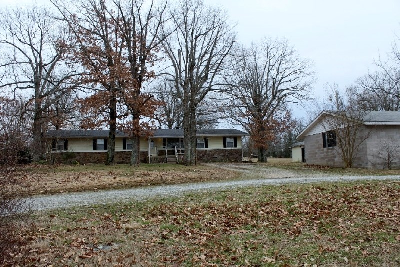 Four Bedroom Home For Sale Near Mountain View, Arkansas