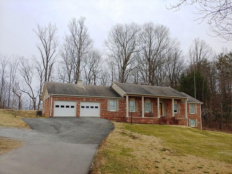 Sweet Brick Home for Sale in Riner VA!