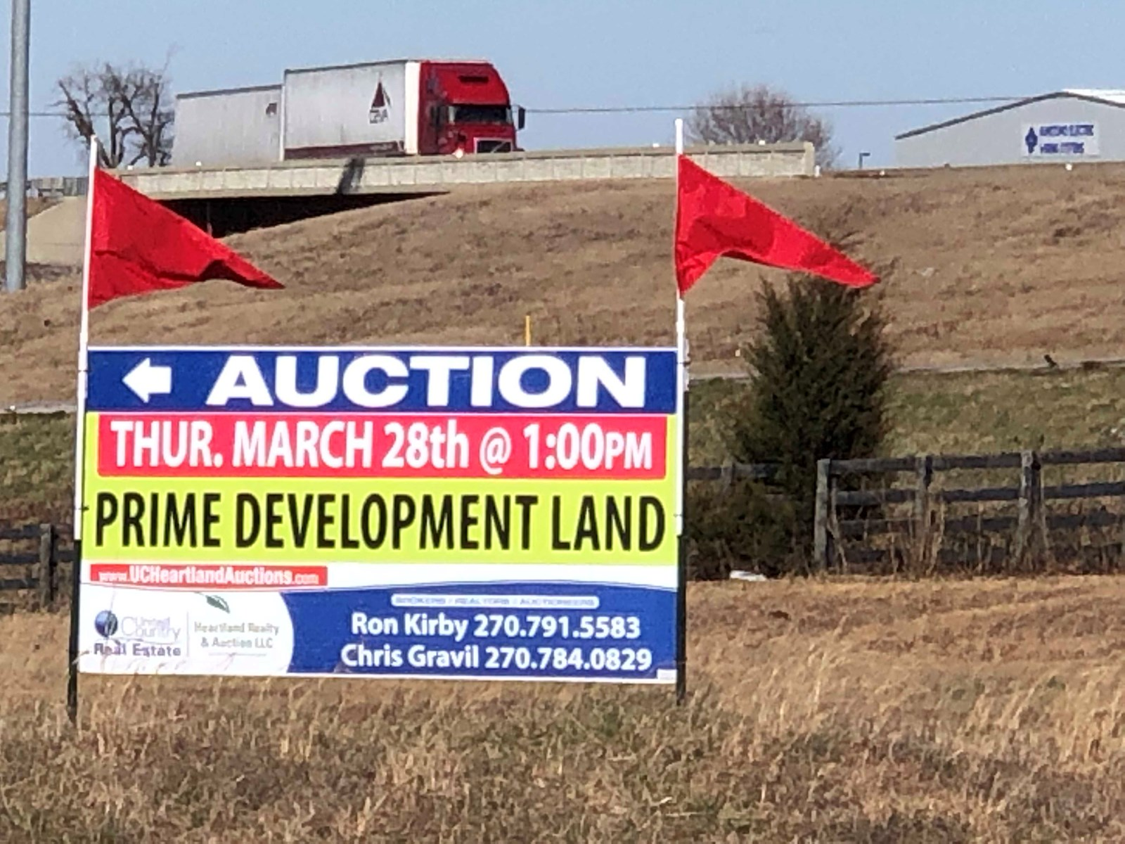 Development Land Auction