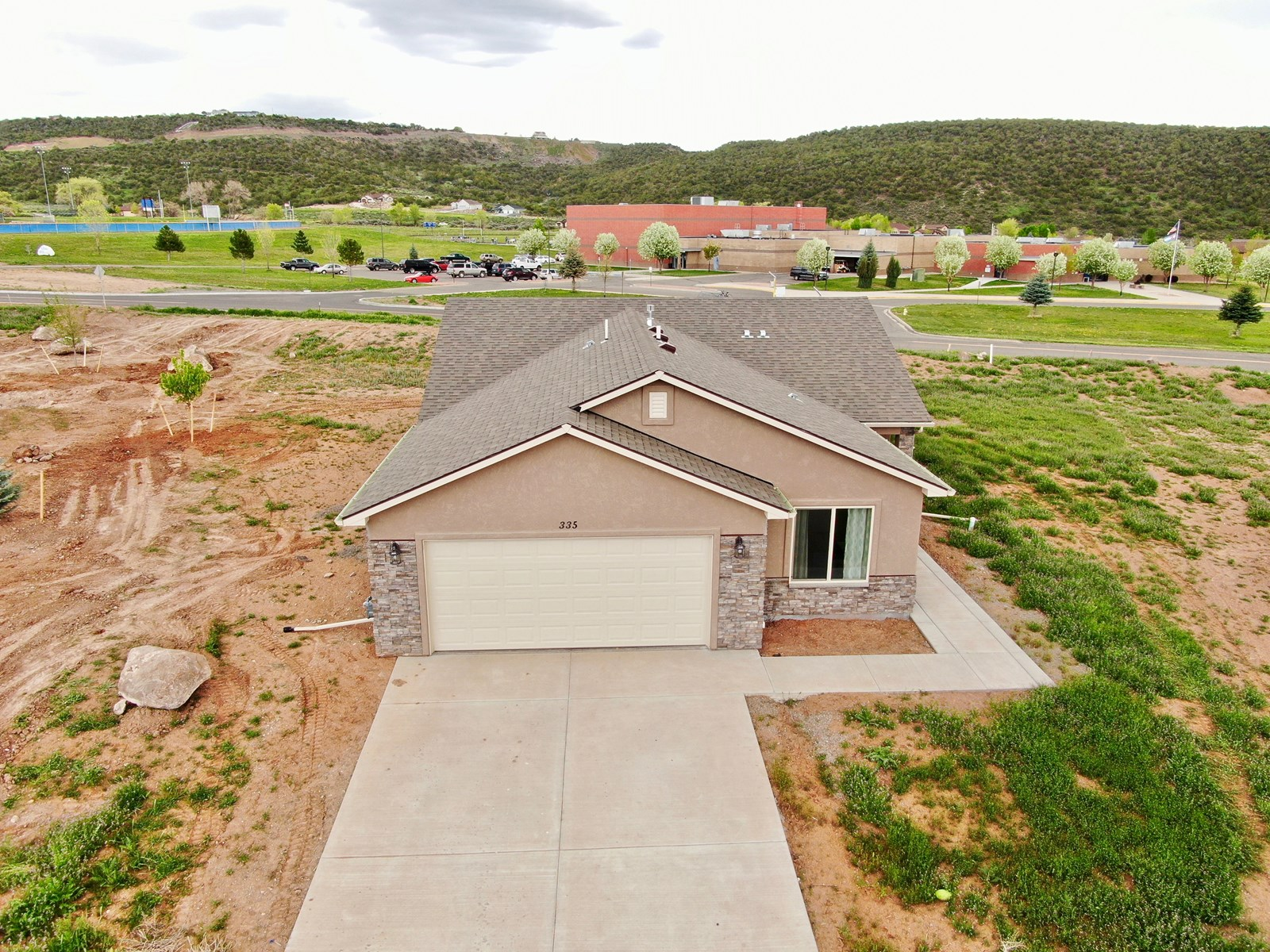 Colorado New Construction Golf Course Home
