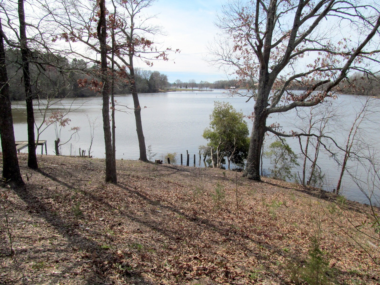WATERFRONT LOT LAKE WINNSBORO TEXAS - WOOD COUNTY LAND