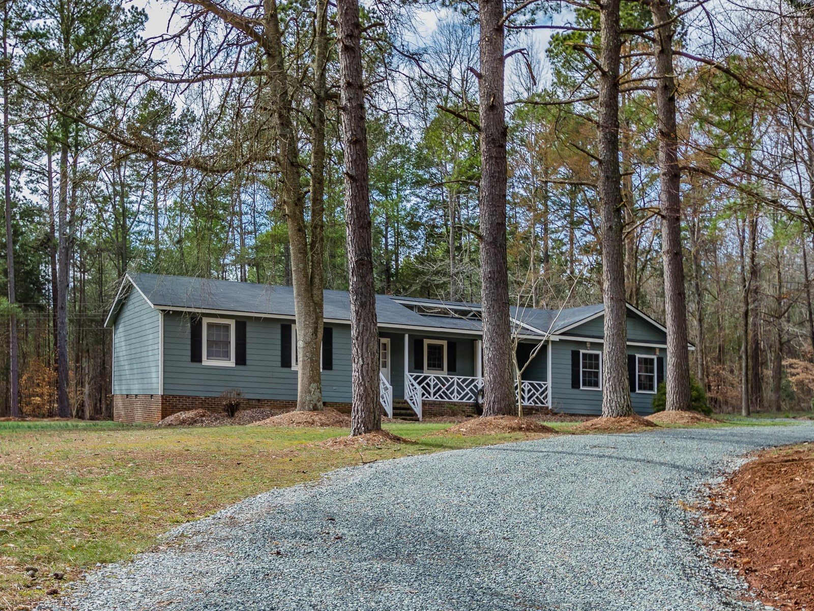 Bear Creek Waterfront Home for Sale (Chatham Co.)