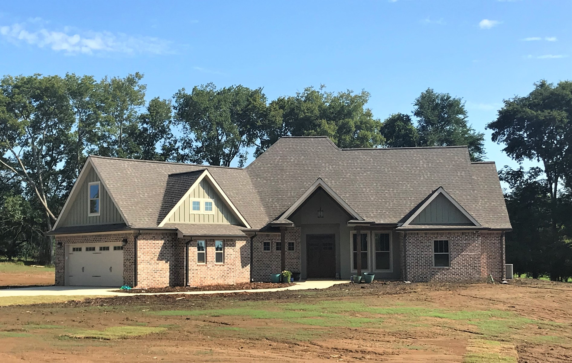 NEW CONSTRUCTION IN IRONWOOD SUBDIVISION