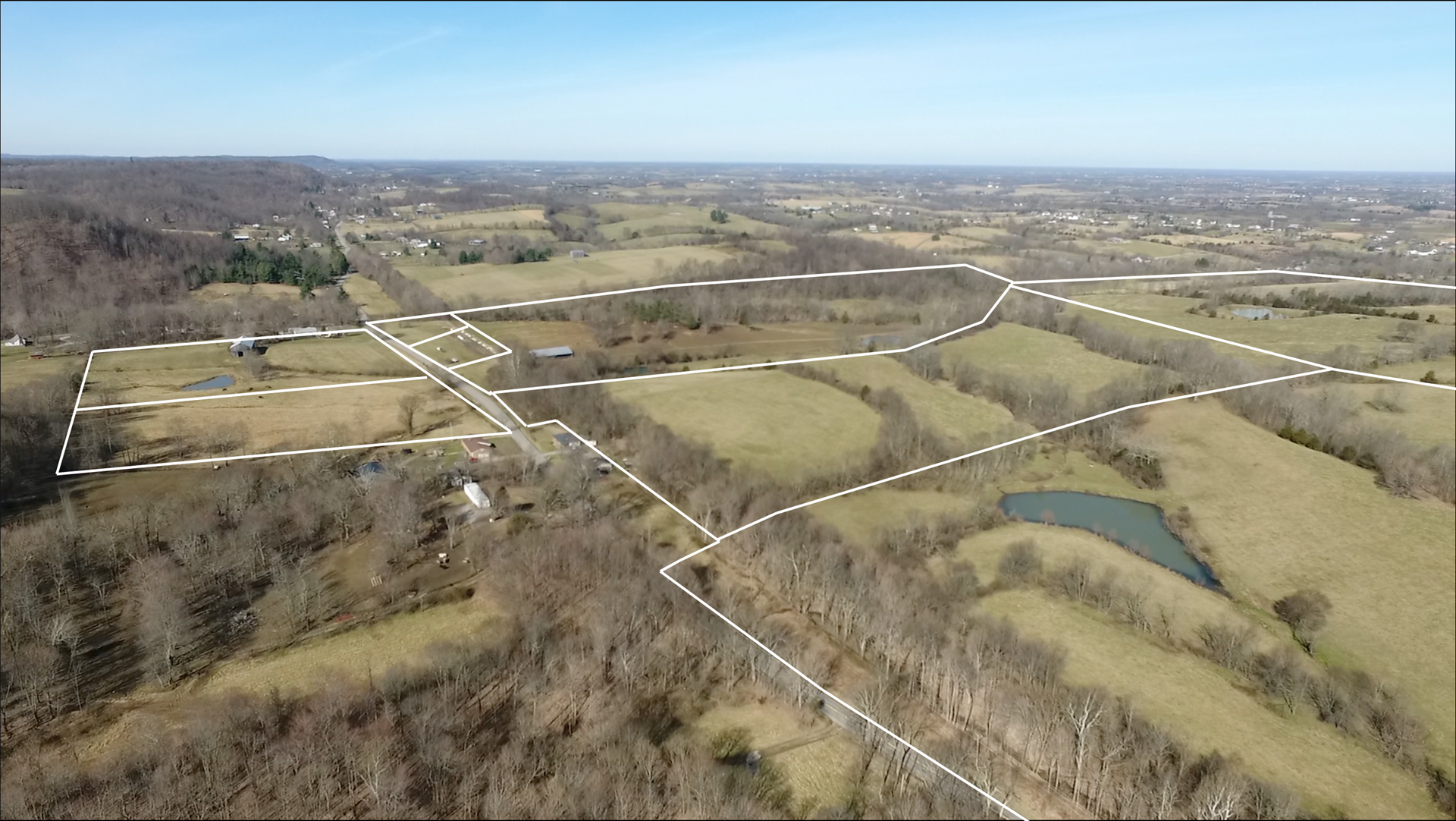 Absolute Auction 200+ Acres Boyle County KY