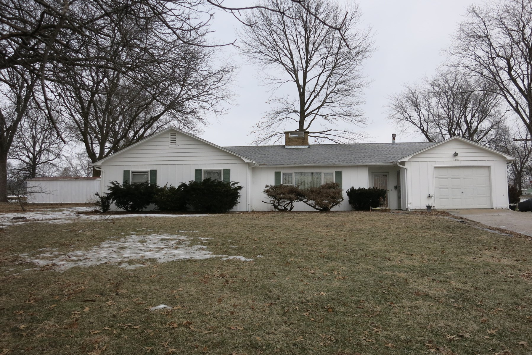 Nice 3 BR Ranch Home For Sale in Bethany MO