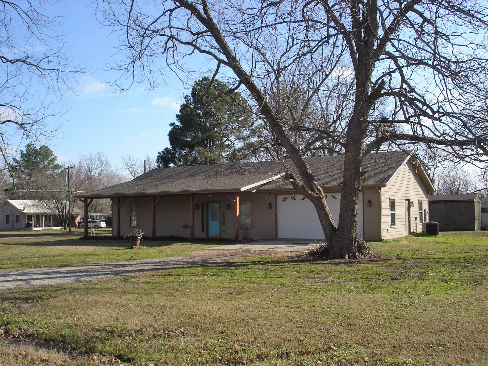 Country Home In Town For Sale Detroit Texas