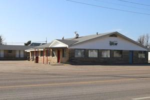 RESTAURANT & MOTEL FOR SALE COLDWATER, COMANCHE COUNTY, KS