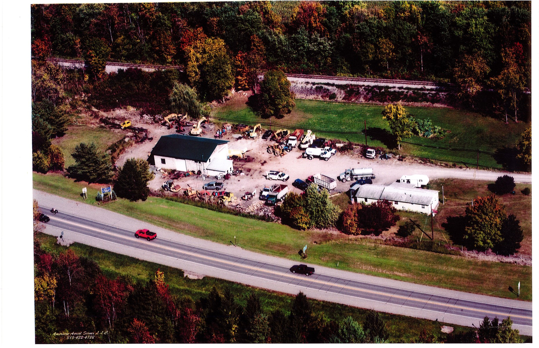 HEAVY EQUIPMENT REPAIR BUSINESS FOR SALE BRADFORD COUNTY, PA