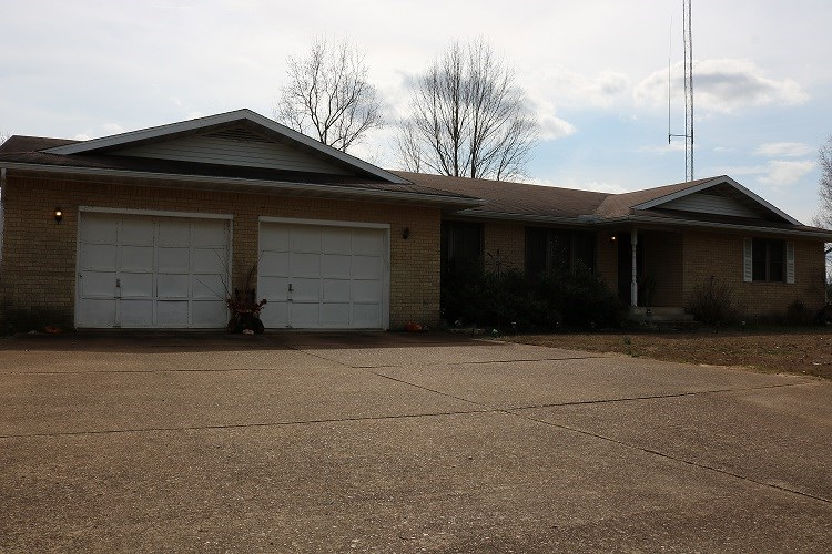 BRICK HOME FOR SALE IN MYRON, ARKANSAS