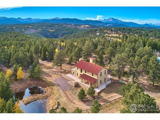 Mountain Lakefront Recreation Homes For Sale Colorado Ward
