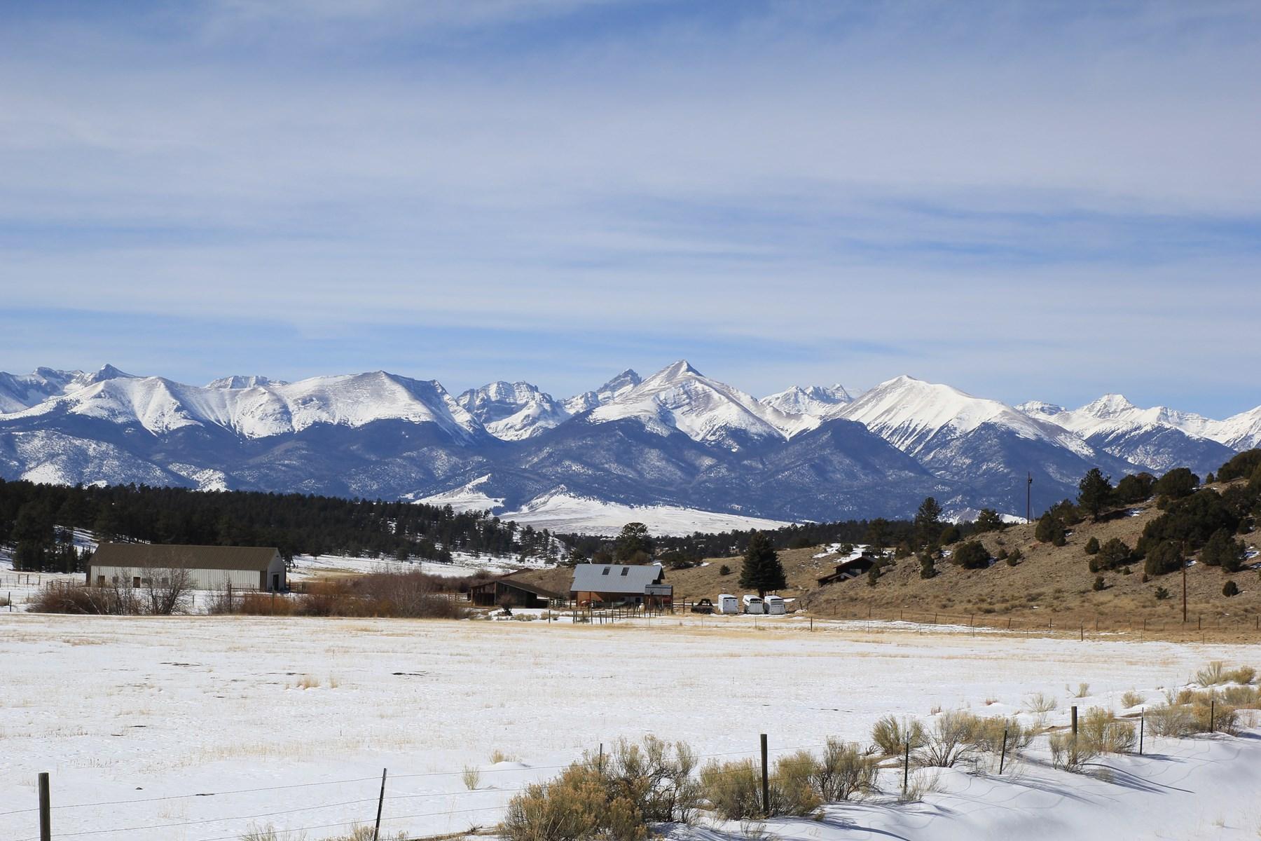 35 Acres in Custer County Colorado