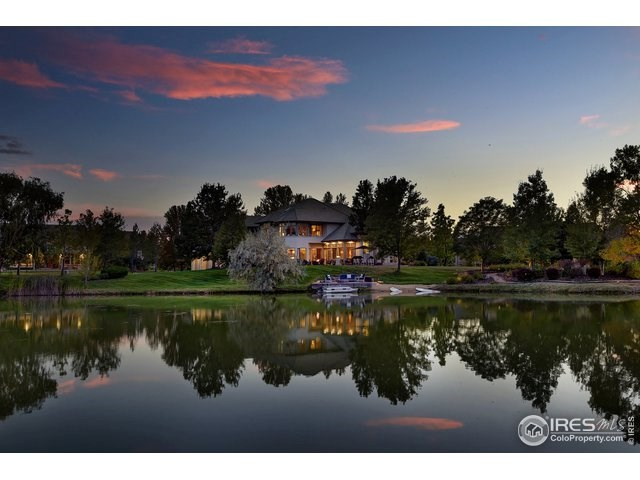 Lakefront Country Homes For Sale Colorado Lafayette Boulder