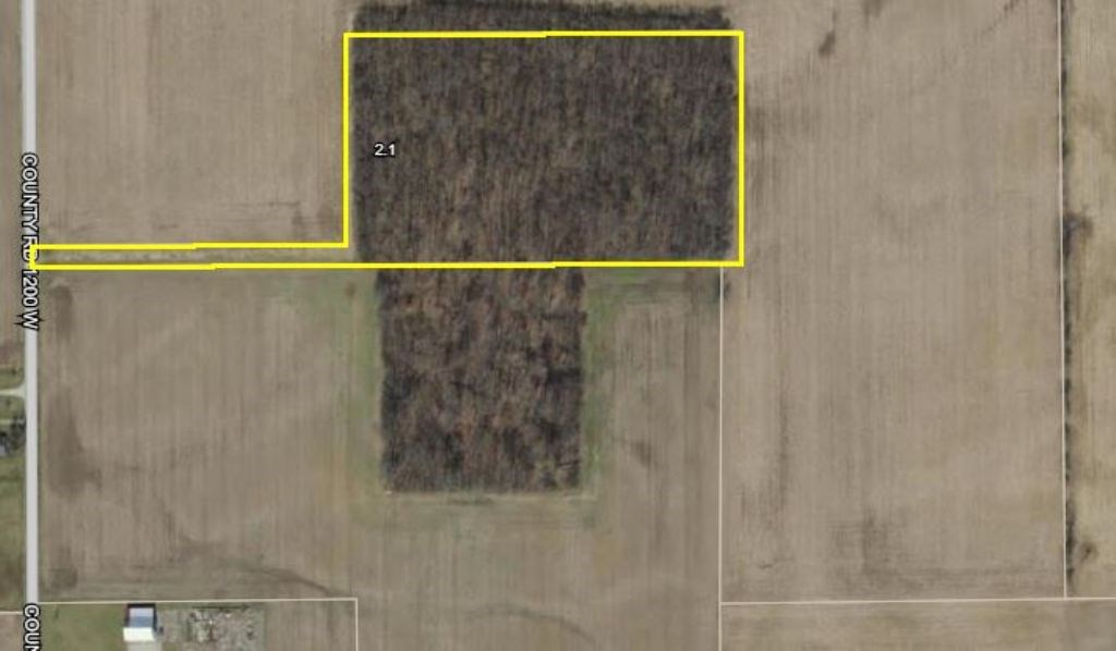 Acreage for Sale Modoc, Indiana