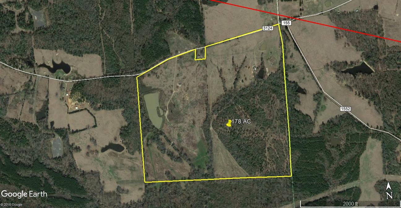 178 ACRE CATTLE/HUNTING/RECREATION RANCH WITH 4 BR MFG HOME