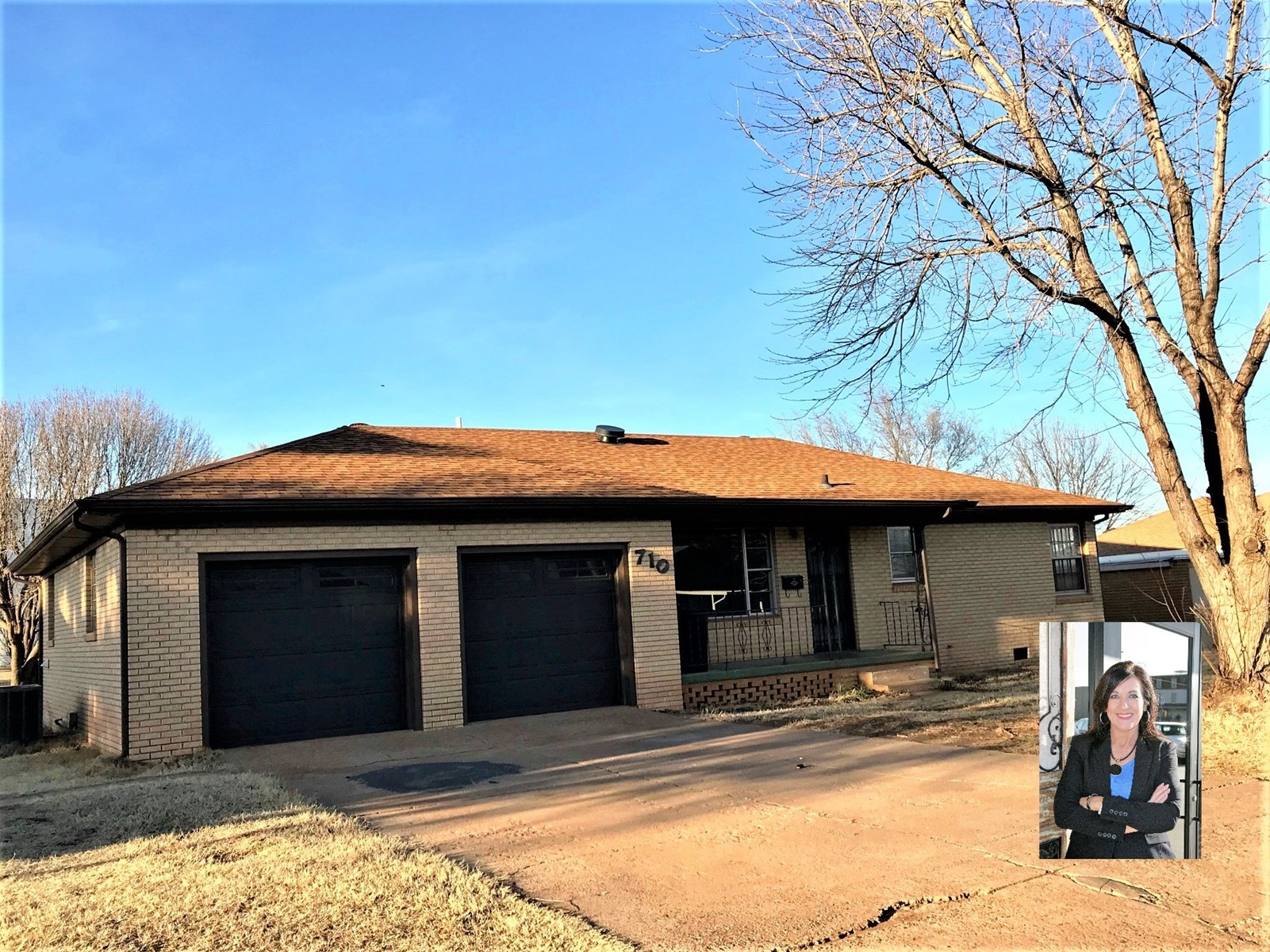 Move in ready 3 bedroom home in Alva OK!