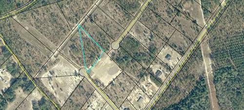 Estate Sized Land Lot in Ridgeland, SC Lot #33