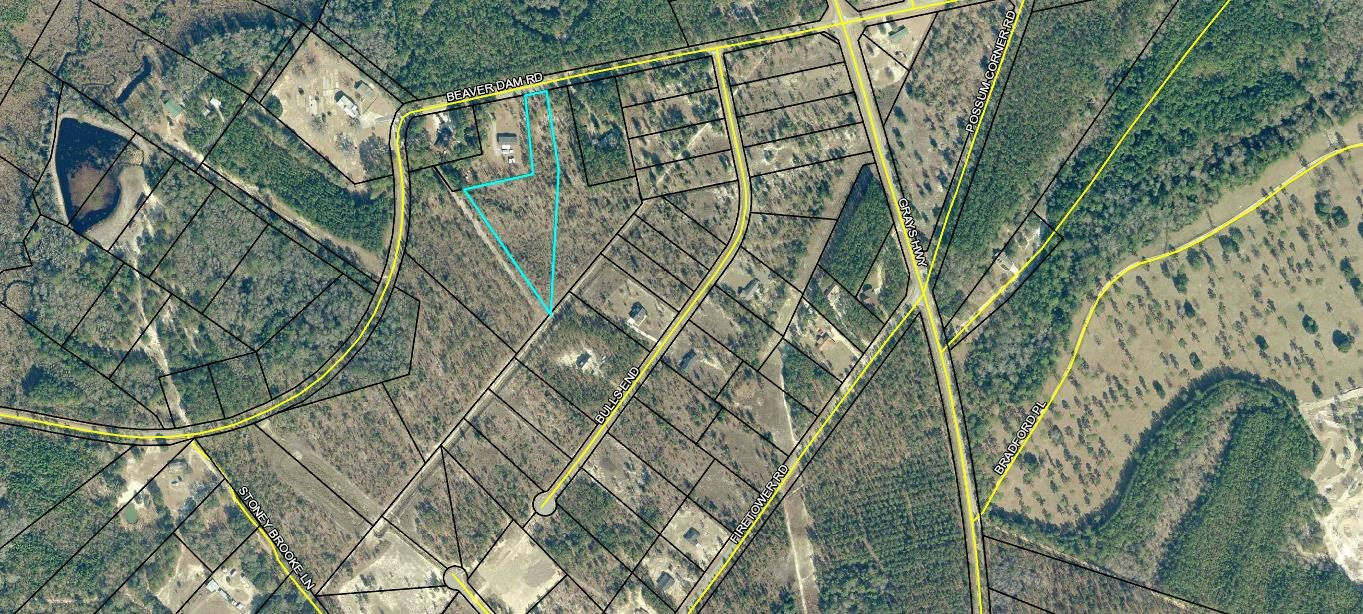 Estate Sized Land Lot in Ridgeland, SC