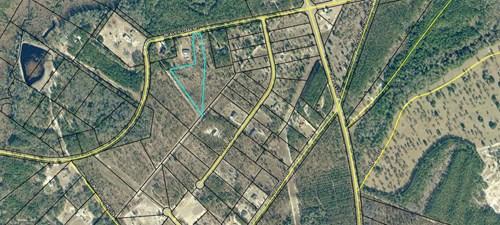 Estate Sized Land Lot in Ridgeland, SC
