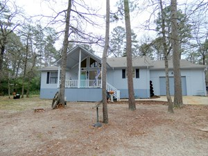 HOLLY LAKE RANCH TEXAS 3/2/1 GATED COMMUNITY HOME FOR SALE