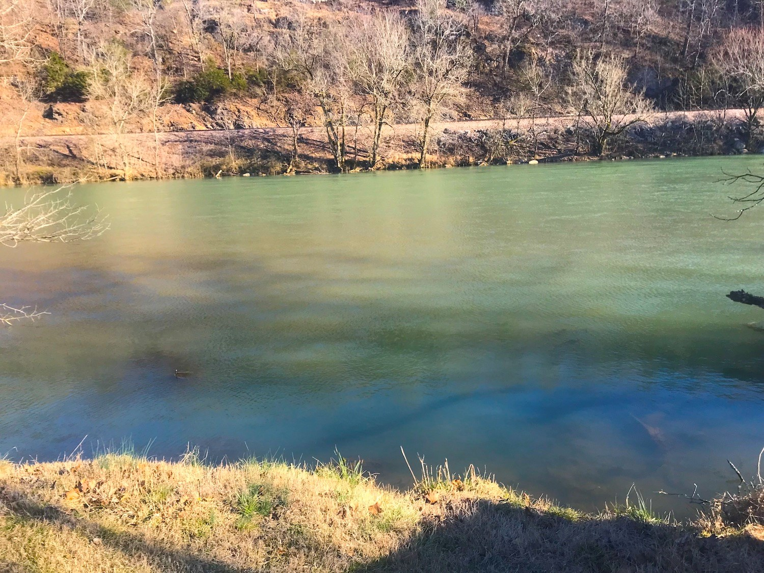 VACANT RIVERFRONT LAND FOR SALE IN ARKANSAS