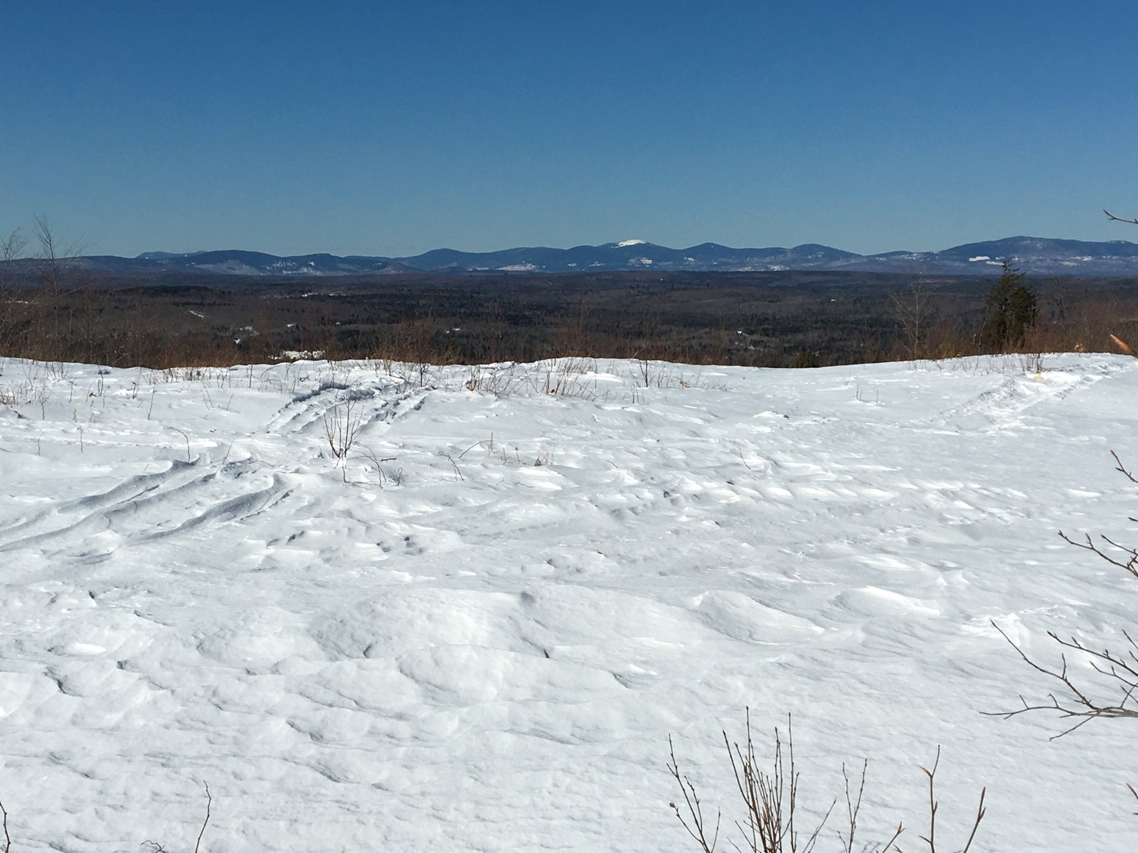 Acreage for Sale in Northern Maine