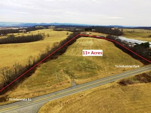 LARGE COMMERCIAL DEVELOPMENT POTENTIAL IN WYTHE CO, VA