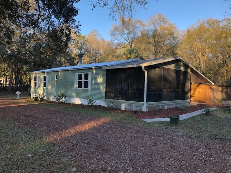 DWM Country Home, Mini Farm, Chiefland, FL Levy County
