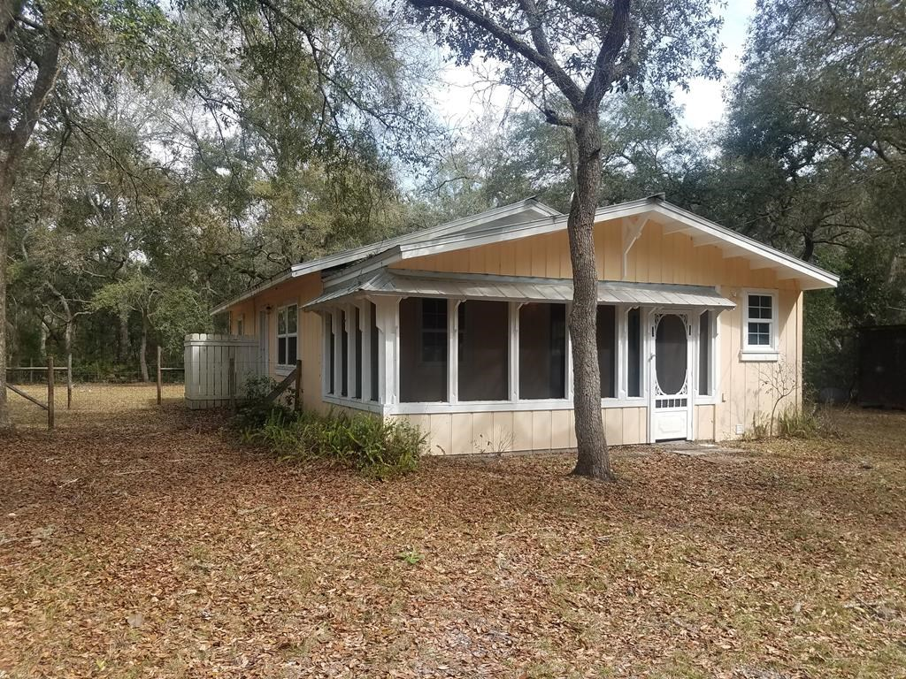 Renovated Cottage, Old Town FL, Dixie County, Suwannee River