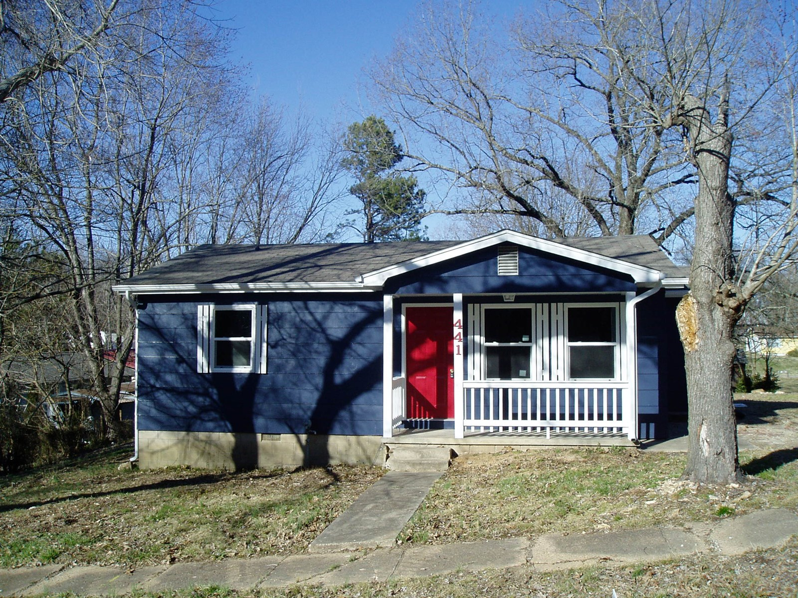 Completly updated 2 bedroom 1 bath home