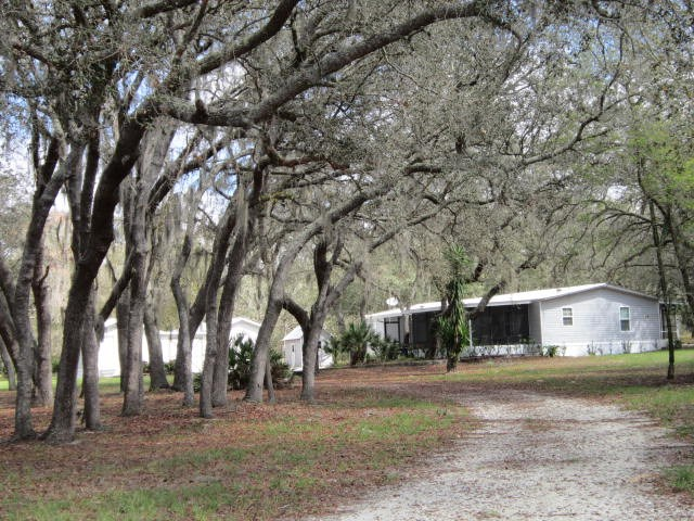 Privacy, Seclusion wooded area Central Fla. horses allowed
